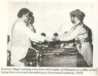 Akber Bugti and Freedom Fighters -1973