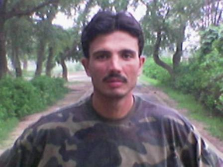 Captain Safar Khan Qambrani Shaheed