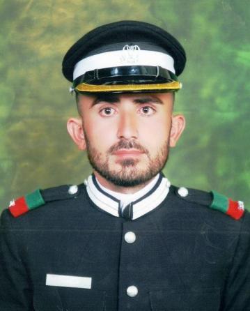 Lieutenant Jahangir Marri Shaheed