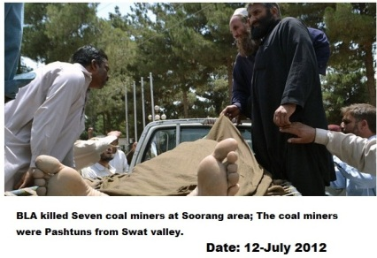 Seven Coal Miners Killed by Bla