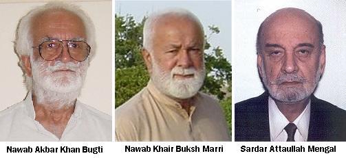 Baloch Sardars