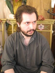 Grandson Of Nawab Khair Baksh Marri (BLA) and nephew of Harbiyar Marri. He Is Also Member Of PML (N)