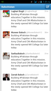 BLA Cyber Team Appreciat Pakistan and did Pro-Pakistani Tweets (2)